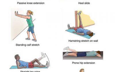 8 تمرین ورزشی برای پارگی منیسک زانو