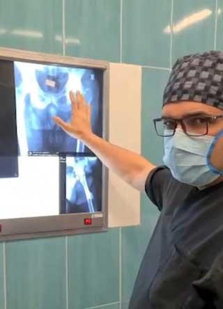 تشخیصاشتباه و جراحی دیسک کمر به جای تعویض مفصل لگن